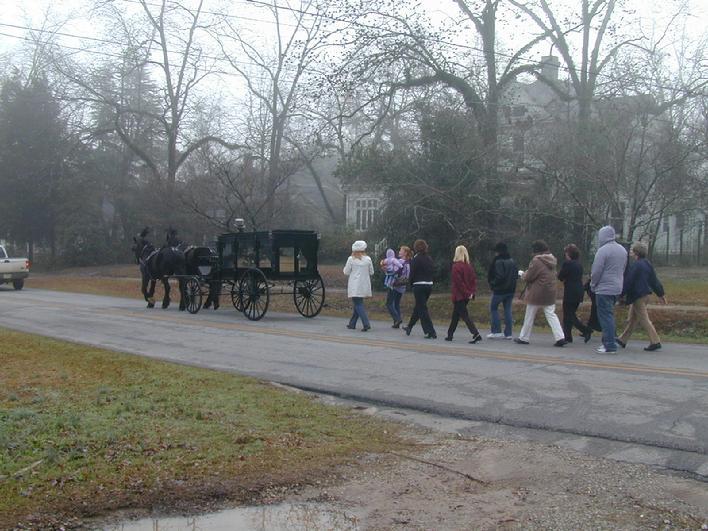 Sherrell Wilson Mangham Funeral Home